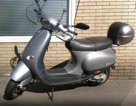 Motorroller 50ccm Vespa Gebraucht by Piaggio Vespa Motorroller Roller Et 2 50 Ccm Plus Zubeh 246 R