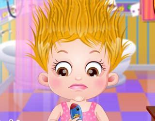 baby hairstyles games play free baby hazel hair day