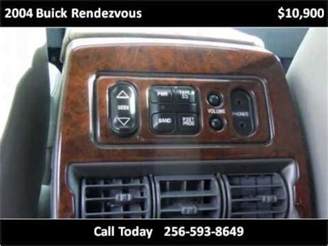 repair anti lock braking 2004 buick rendezvous seat position control buick rendezvous 2004 buick rendezvous problems online manuals and repair information