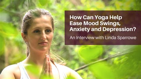 depression swings how can yoga help ease mood swings anxiety and depression