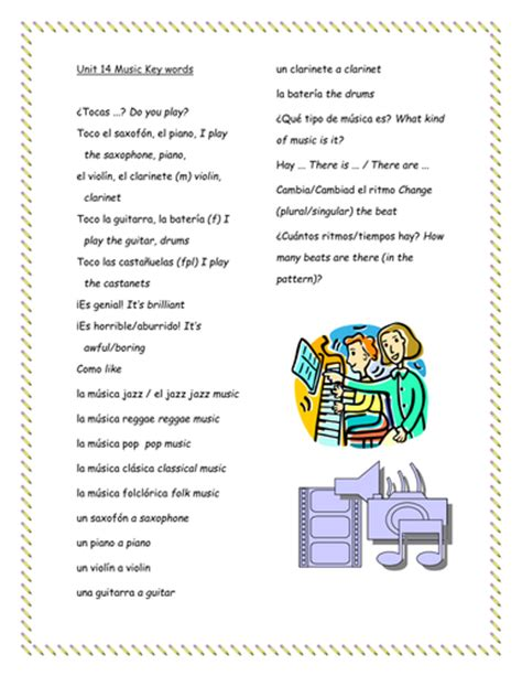 stress pattern in spanish unit 14 qca spanish by malena113 teaching resources tes