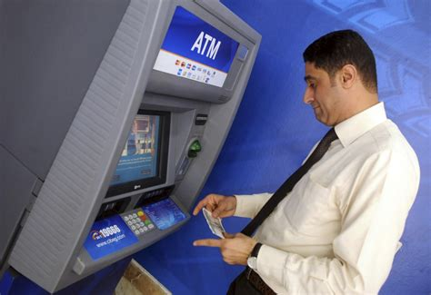 Cash For Your Gift Card Machine - us banks to test atms which accept your smartphone instead of cards