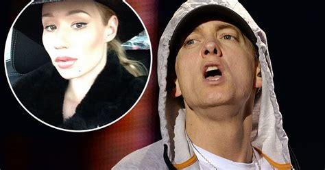 Lepaparazzi News Update Eminem And Now Engaged by Iggy Azalea Glad Eminem Won Rap Grammy Because He S White