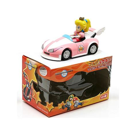 peach car mini car peach le monde des figurines