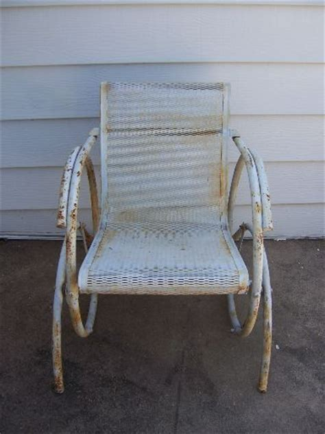 vintage metal porch swing vintage metal mesh glider chair swing patio porch rocker