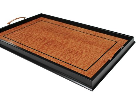 large ottoman tray wood large wooden ottoman tray modern home interiors