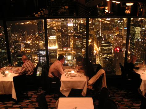 Signature Room Chicago by Space Needle Seattle S Glass Eyed Bird
