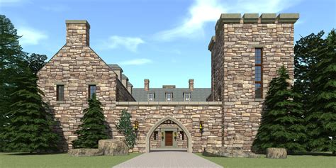 castle home plans darien castle plan tyree house plans