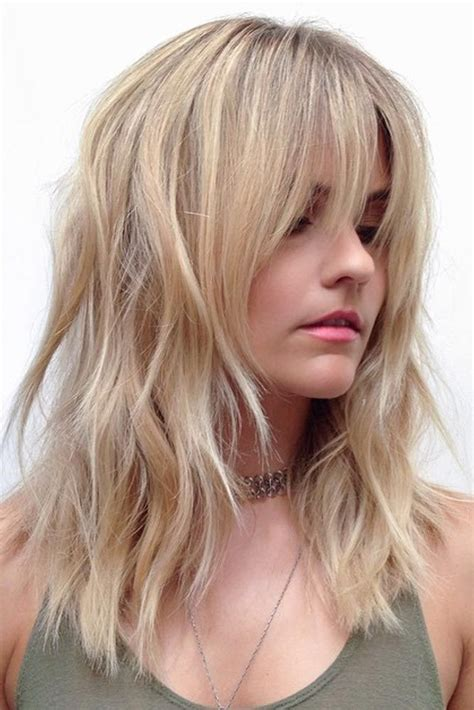 shaggy haircut for long straight hair best 25 light bangs ideas on pinterest wispy fringe