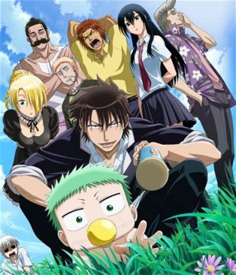 anime action comedy mp4 rutaotaku animes destacados del 2011