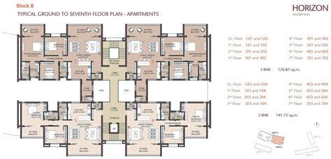 apartment building plans floor plans cad block