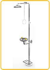 Gi Shower by Eyewash Shower Station At Model Gi Centurion Eyewash