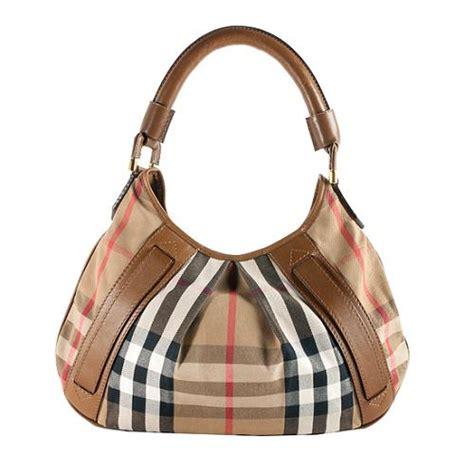 Promo Tas Burberry Hobo Bag 661 burberry house check phoebe hobo handbag