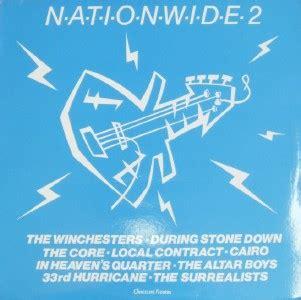 U S Records Index Volume 2 Nationwide Vol 2 Rock Compilation
