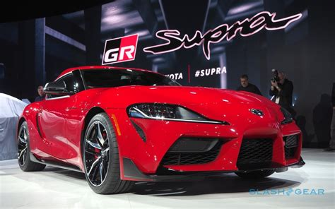 bmw  settled  big toyota supra question slashgear