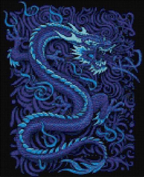 pattern blue dragonscale shoulders die besten 17 ideen zu dragon cross stitch auf pinterest