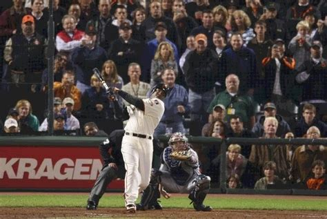 How Many Home Runs Does Barry Bonds by Dadlak Major League Baseball August 7 Special Bonds