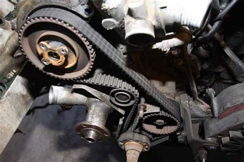 bmw timing belt replacement techtips bmw m20 timing belt change