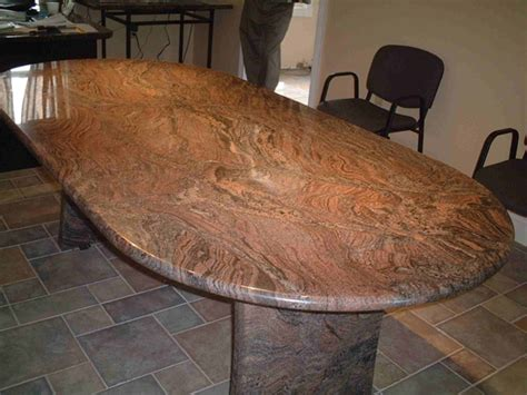 granite table fireplace surround bar tops table tops flintstone