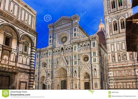 duomo di santa fiore view of florence cathedral duomo basilica di