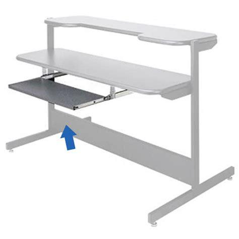 raxxess studio desk raxxess printer shelf for etude desk etude ps b h photo