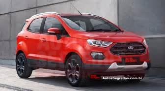 Ecosport Ford New 2017 Ford Ecosport India Launch Price Images News