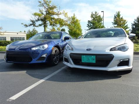 subaru brz vs scion frs vs toyota scion frs vs subaru brz upcomingcarshq com