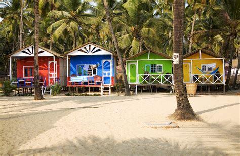 goa beach huts   special vacation