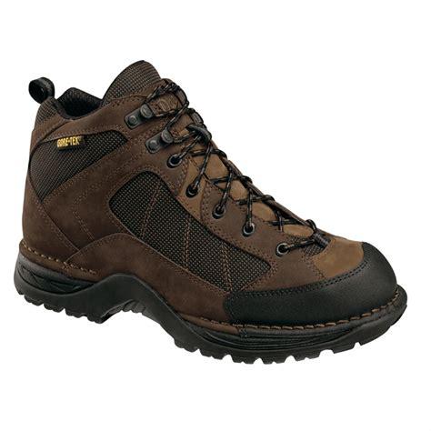 danner steel toe boots s danner 174 radical tex 174 steel toe lows brown