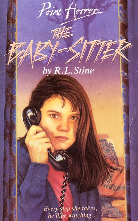 The Nightmare By Rl Stine recap 16 baby sitter 1 the baby sitter by r l stine