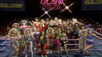 Brief history of g l o w the all female wrestling league that