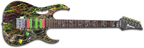 Gitar Ibanez Jem Flower 49 50 Ugliest Guitars Of 2007 50 30 Guitarsite