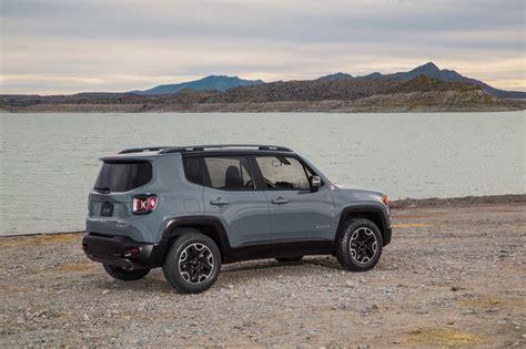2015 Jeep Renegade Trailhawk 2015 Jeep Renegade Trailhawk Photo Gallery Autoblog