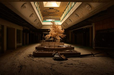 haunting photos of a deserted mall that is now covered in a haunting look inside america s creepiest abandoned malls