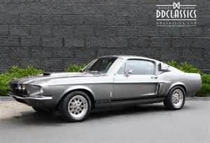 Ford Shelby For Sale Ford Shelby Mustang Gt 500 Fastback Lhd