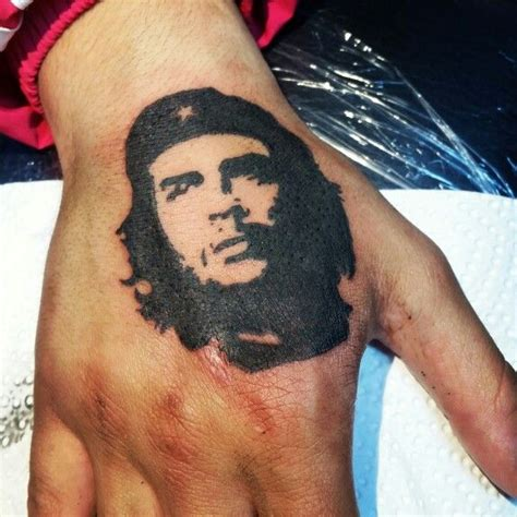 communist tattoo designs pin by dustin wyatt on your scars che