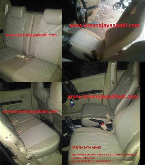 Sarung Jok Mobil Honda Mobilio 5 baru sarung jok khusus honda mobilio