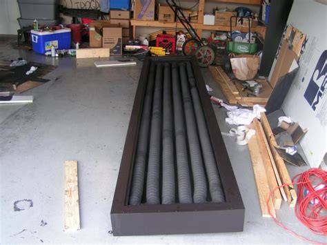 diy green and cheap to run garage shop heater
