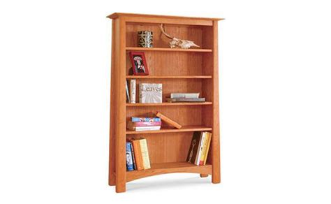 harvest moon bookcase fairhaven furniture