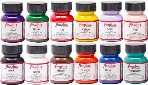 angelus paint lot the best leather shoe dye the shoes for me