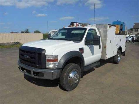 ford mechanics ford f550 service mechanics crane truck 2010 utility