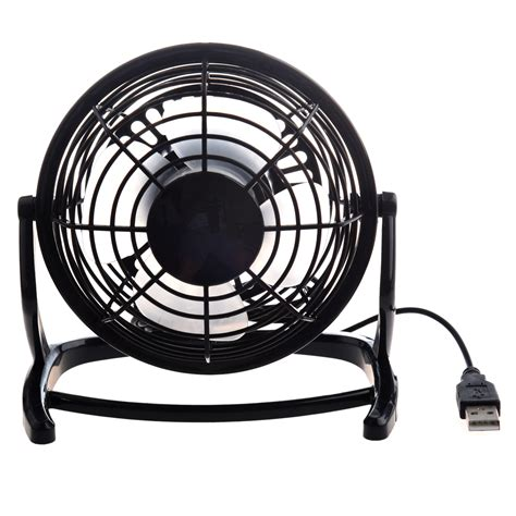 Computer Desk Fan by Yoc Mini Portable Mute Laptop Pc Usb Cooler Cooling