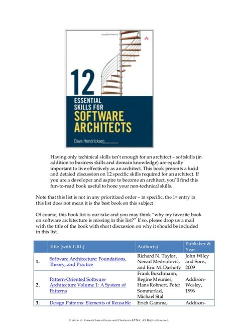 application design books what it takes to be an architect home design