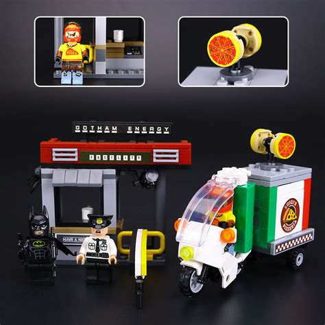 Lepin 07057 Batman Scarecrow Special Delivery buy wholesale lego batman minifigures from china