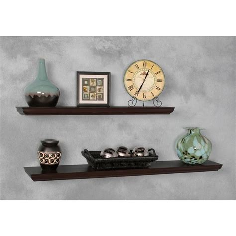 home depot decorative shelves 28 images knape vogt 9 5