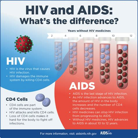 Hiv Aids Brochure Templates by Infographics Aidsinfo Various High Professional Templates