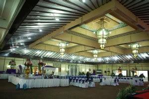 layout gedung serbaguna gedung wedding pernikahan wisma serbaguna senayan