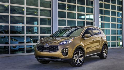Kia Sportage Safety 2017 Kia Sportage Grabs Top Safety Award From Iihs