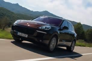 2015 Porsche Cayenne 2015 Porsche Cayenne Reviews And Rating Motor Trend