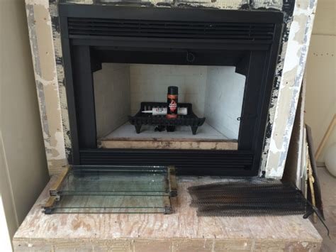 Fireplace Panel Replacement by Hargrove Replacement Fireplace Refractory Panel 24 Inch